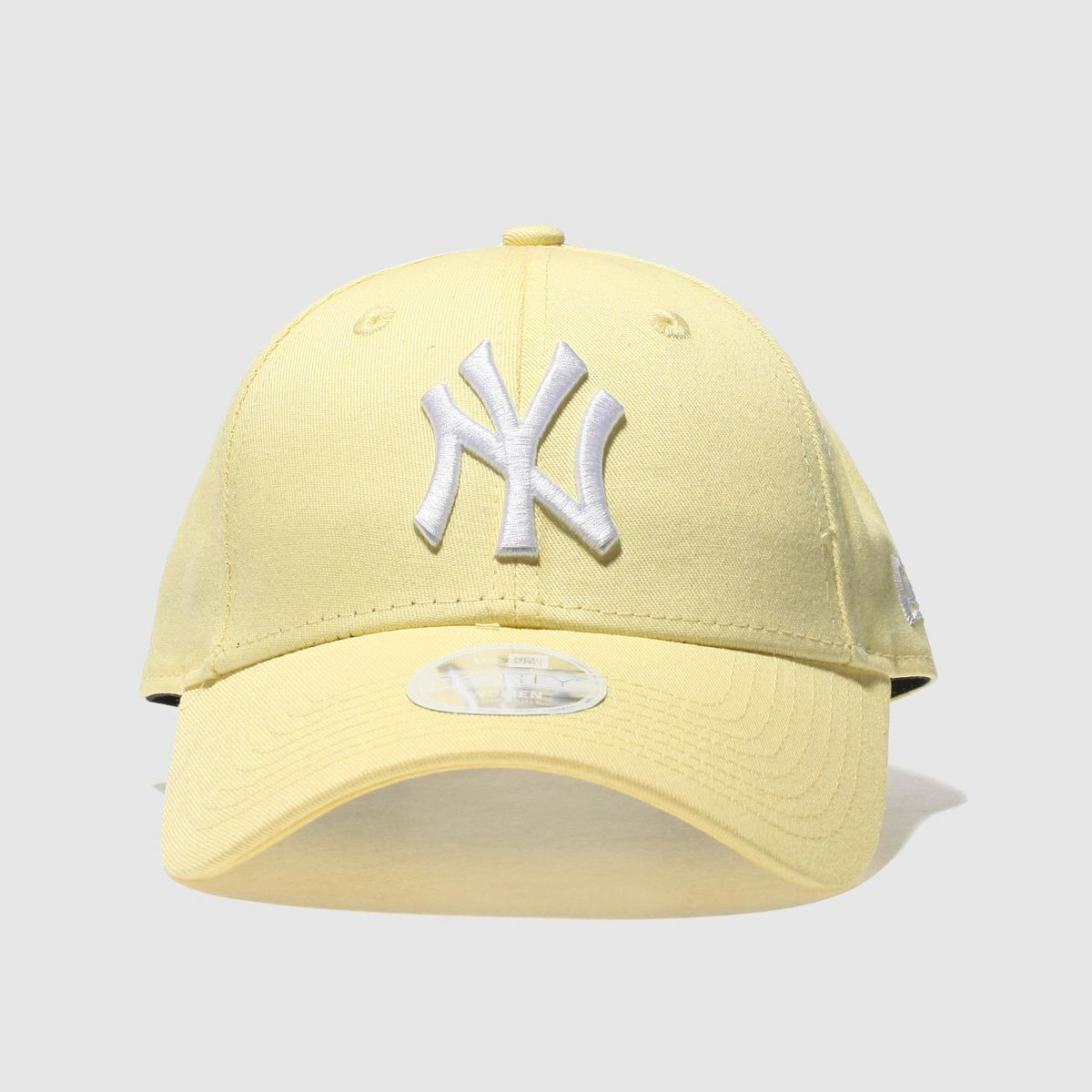 New Era New Era Yellow 9forty League Essential Ny