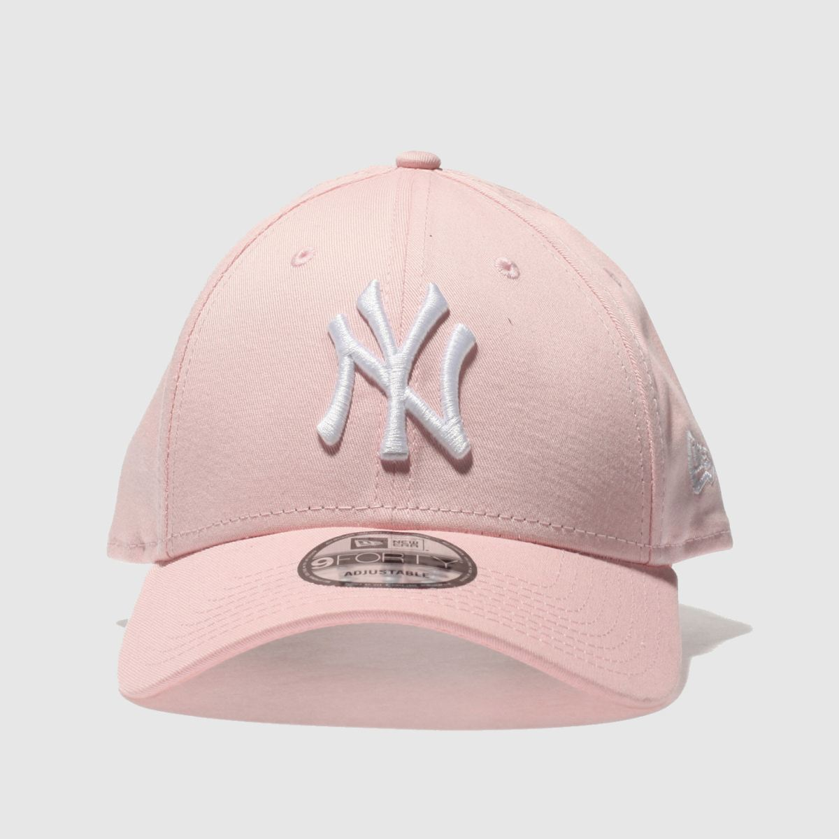 New Era New Era Pale Pink 9forty League Essential Ny