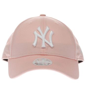New Era Pink 9Forty Essential League Caps and Hats