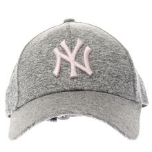 New Era Grey 9forty League Essential Caps and Hats