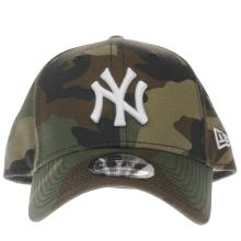 New Era Khaki 9forty Essentials Ny Yankees Caps and Hats