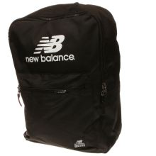 New Balance Black & White Booker Backpack Bags