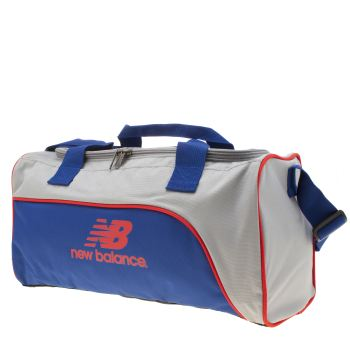 New Balance Blue Training Day Duffel Bags