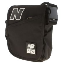 New Balance Black 574 Small Items Bags