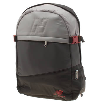 New Balance Black & Grey 3 Panel Bags