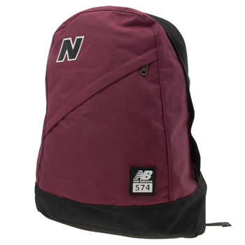 Accessories New Balance Burgundy 574 Bags