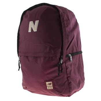 Accessories New Balance Burgundy 410 Bags