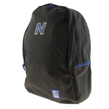 New Balance Black and blue 410 Backpack Accessory