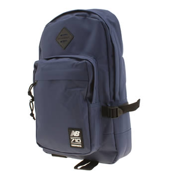 New Balance Navy 710 Peak Backpack Bags