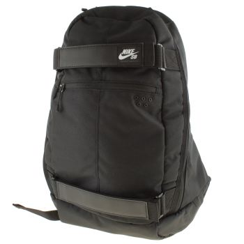 Nike Skateboarding Black Embarca Medium Bags