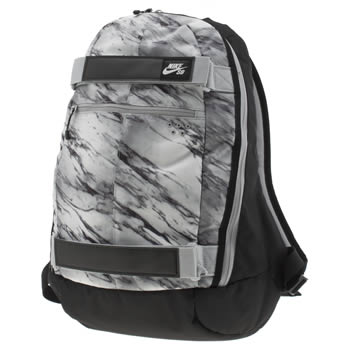 Nike Skateboarding Black & White Embarca Bags