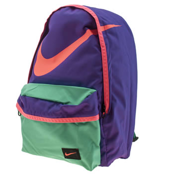 Nike Purple Young Athletes Halfday Bags