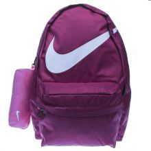 Nike Pink Halfday Back To School Bags
