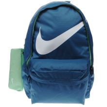 Nike Blue Halfday Back To School Bags
