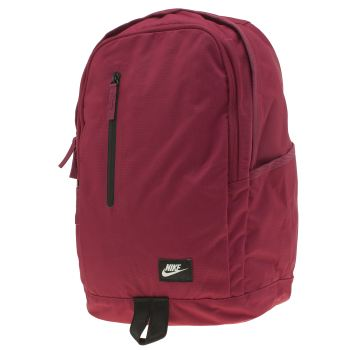 Nike Red All Access Soleday Backpack Bags