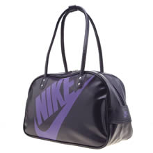 Nike Purple Heritage Si Club Bags