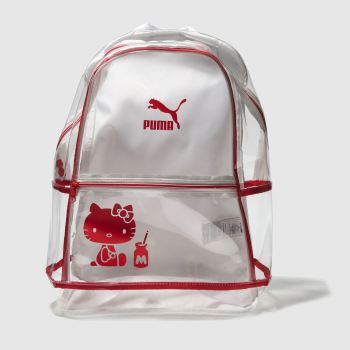 Puma Clear HELLO KITTY BACKPACK Bags