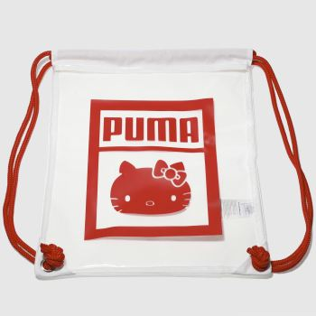 Puma Clear HELLO KITTY GYM SACK Bags
