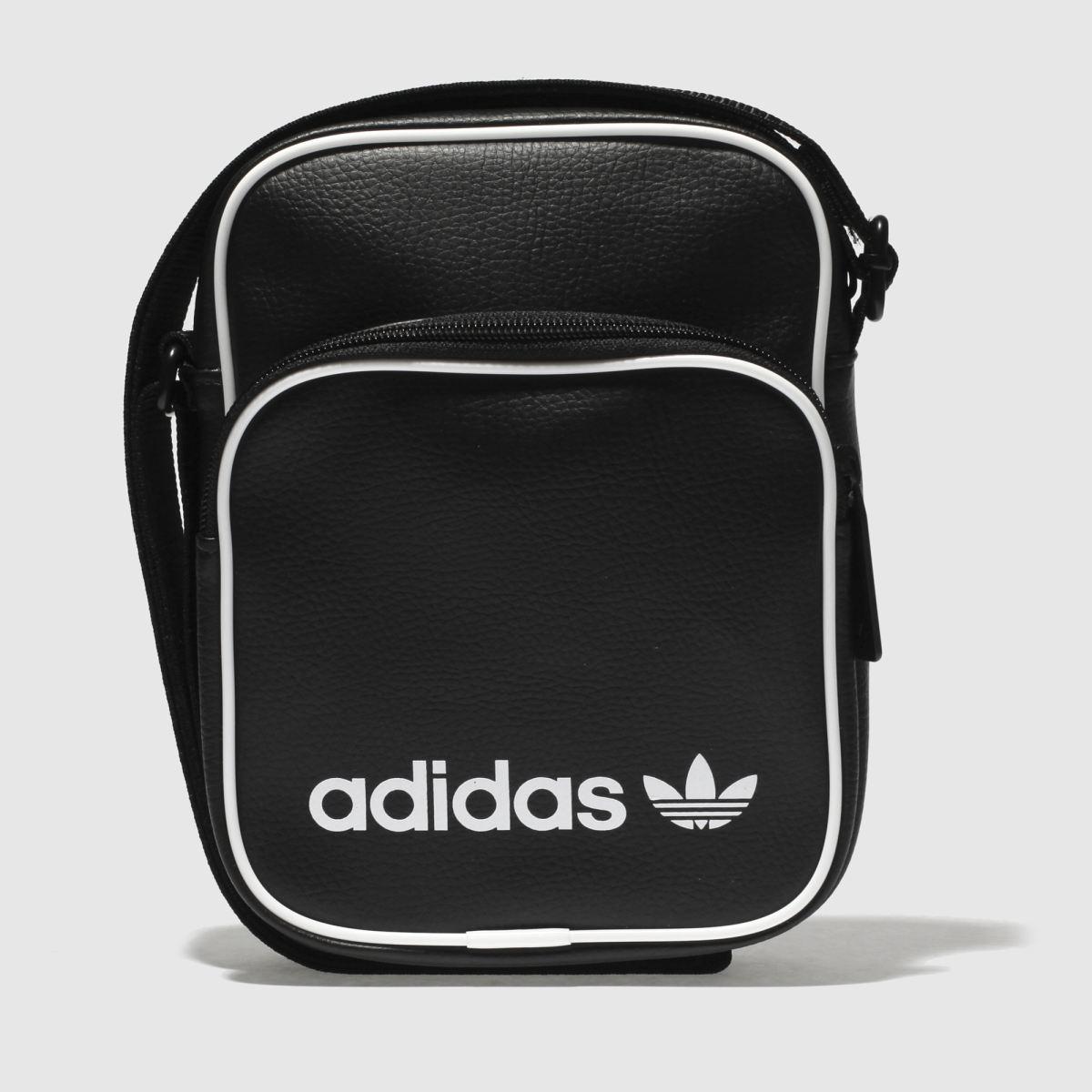 Adidas Adidas Black Mini Bag Vintage