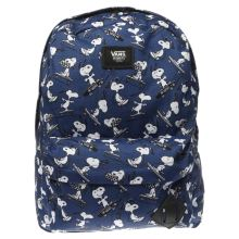 Vans Navy & White Old Skool Peanuts Snoopy Bags