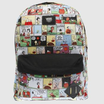 Vans Multi Old Skool Peanuts Comics Bags