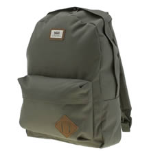 Vans Green Old Skool Ii Backpack Bags