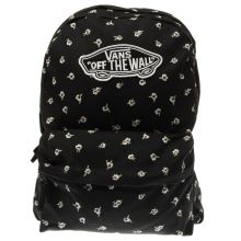Vans Black & White Realm Bags