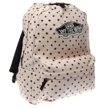 white vans backpack