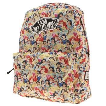 Accessories Vans Multi Disney Princess Backpack Bags