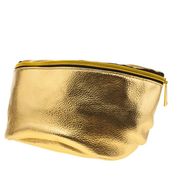 Accessories Mi Pac Gold Gold Bum Bag 24k Bags