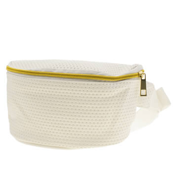 Accessories Mi Pac White Perf Bum Bags