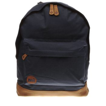 Mi Pac Navy & Orange Classic Bags