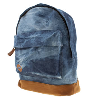 Accessories Mi Pac Blue Premium Denim Dye Bags