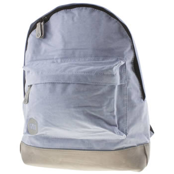 Accessories Mi Pac Pale Blue Premium Chambray Bags