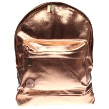 Mi Pac Bronze Pebbled Gold Bags