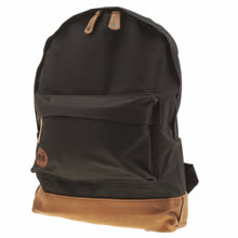 Mi Pac Black Mini Classic Kids Bags
