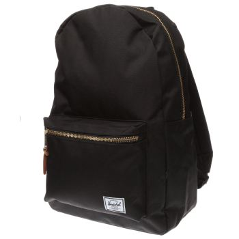 Herschel Black Settlement Backpack Bags