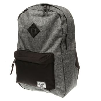 Herschel Grey Heritage Backpack Bags