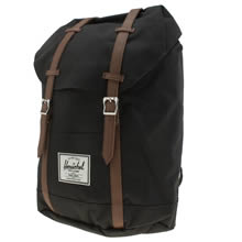 Herschel Black Retreat Bags