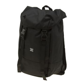Herschel Black Iona Backpack Bags