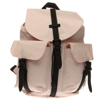 Herschel Pale Pink Dawson Backpack Bags