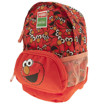 Accessories Puma Red Sesame Street Bags