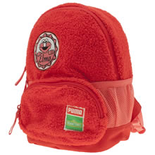 puma sesame street elmo backpack 1