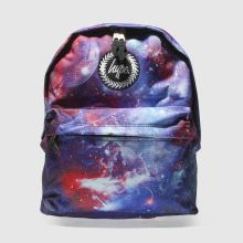Hype Purple Deep Cosmo Bags