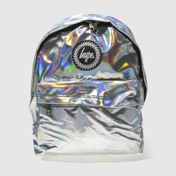 Hype Silver Backpack Bags