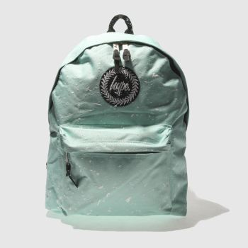Hype Green Speckle Backpack Bags
