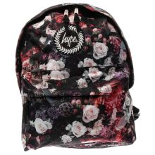 Hype Black & Pink Backpack Bags