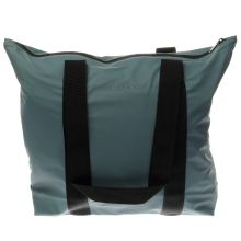 Rains Teal Tote Bag Rush Bags