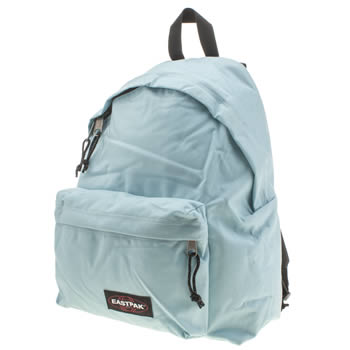 Accessories Eastpak Pale Blue Padded Pak Bags