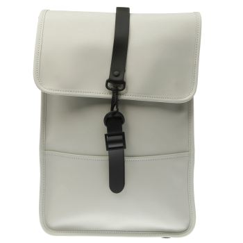 Rains Light Grey BACKPACK MINI Bags